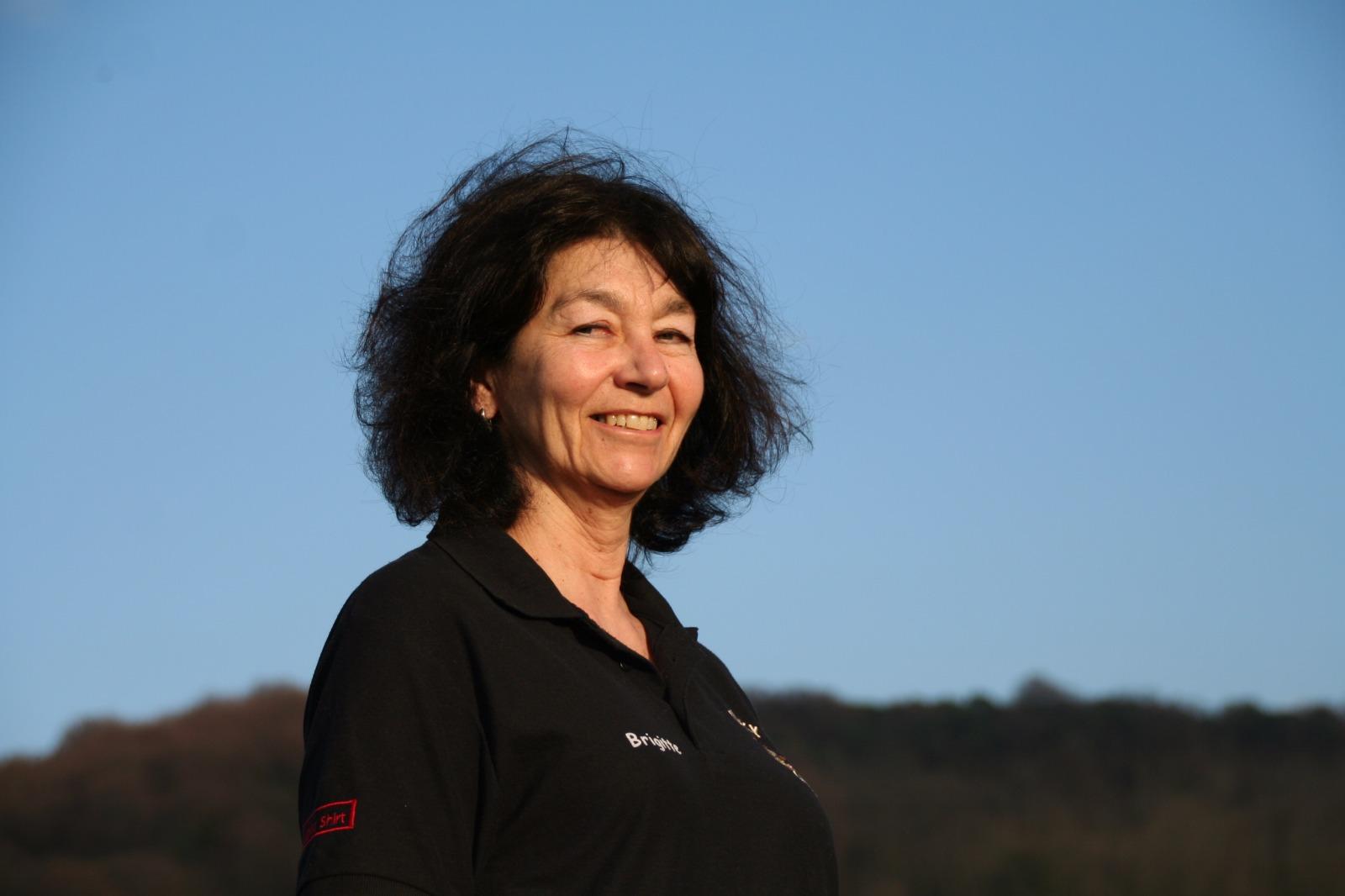 Lucky Liners Brigitte Wacker - Schriftführer-Stellvertreterin