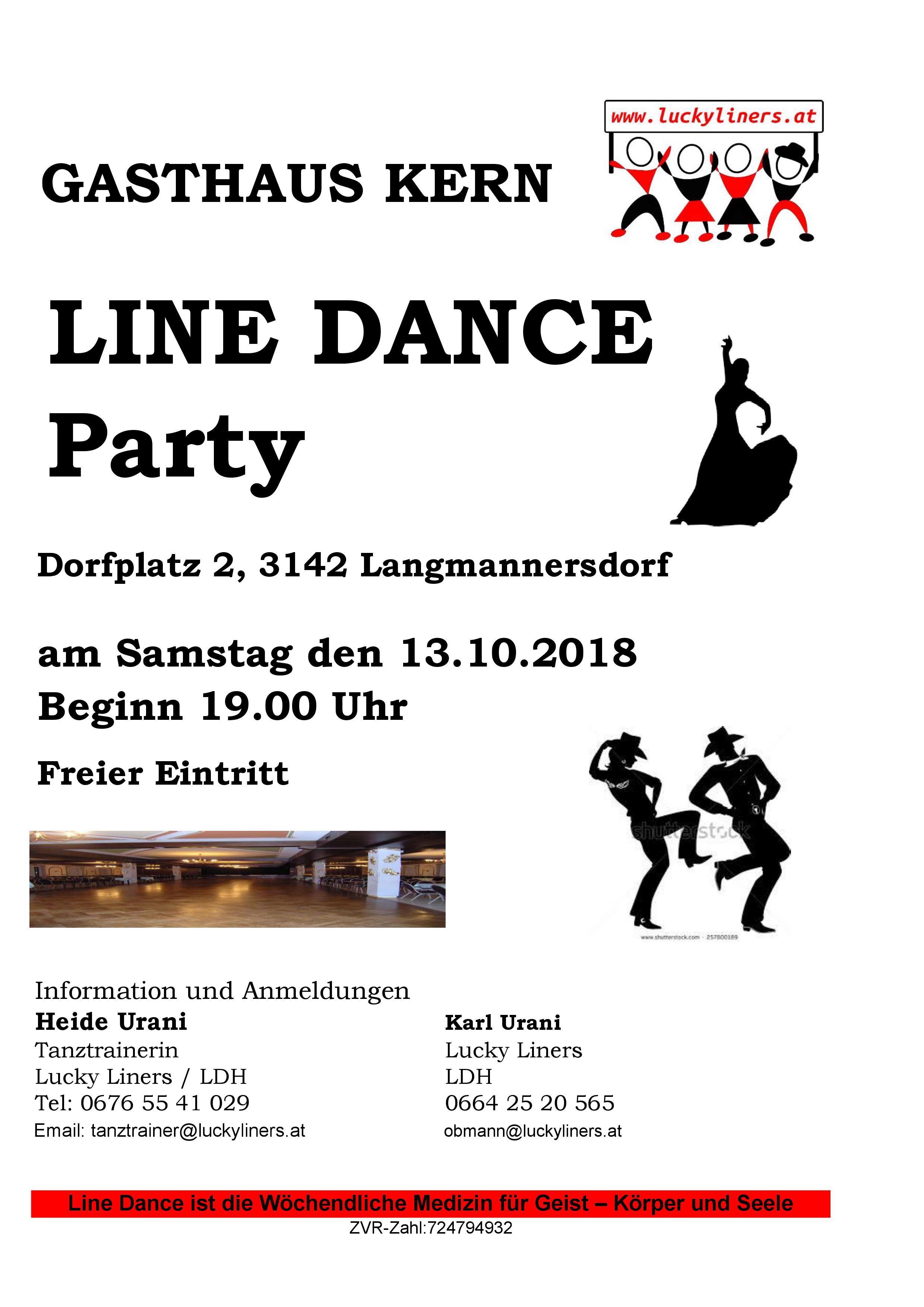 LD Party Kern 13102018