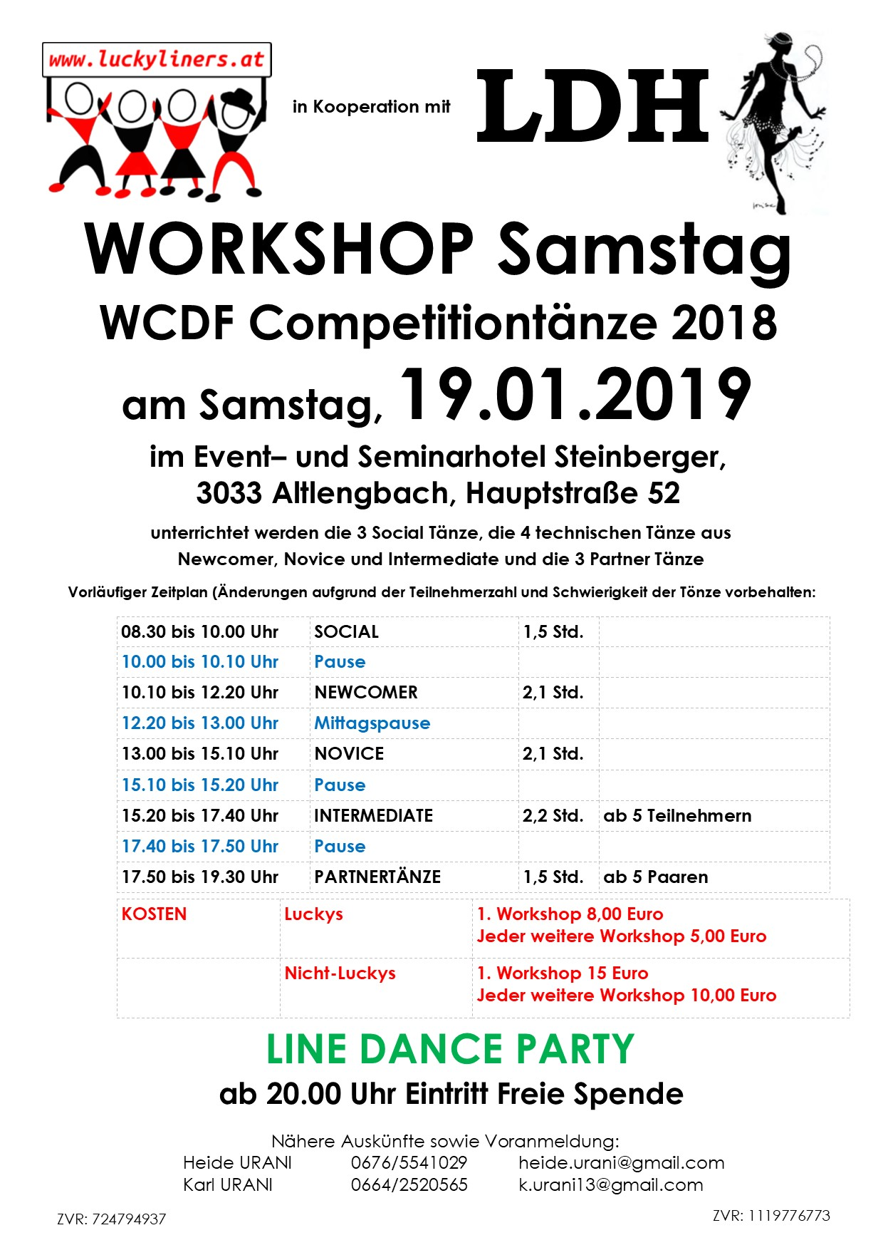 WS 19.01.2019 Competition
