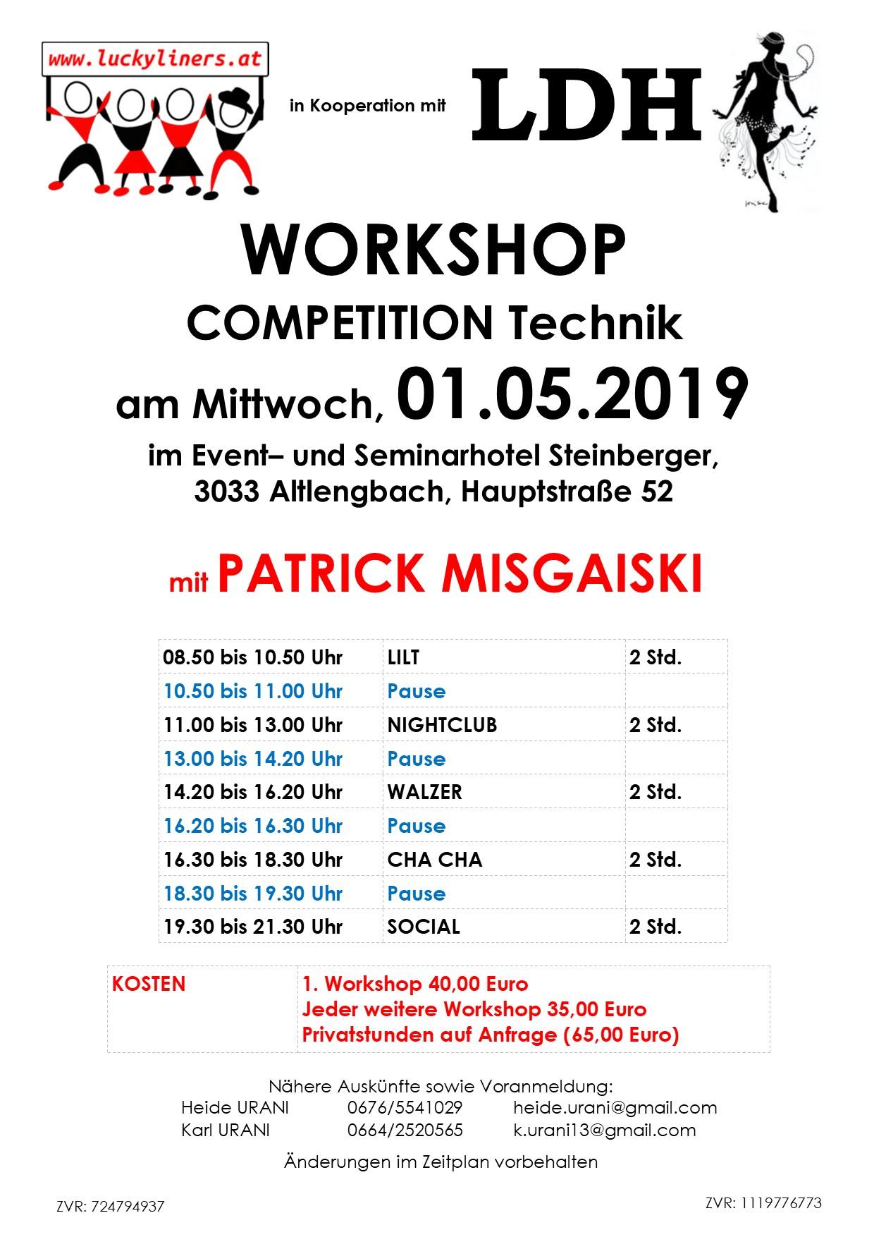 WS 01.05.2019 Misgaiski